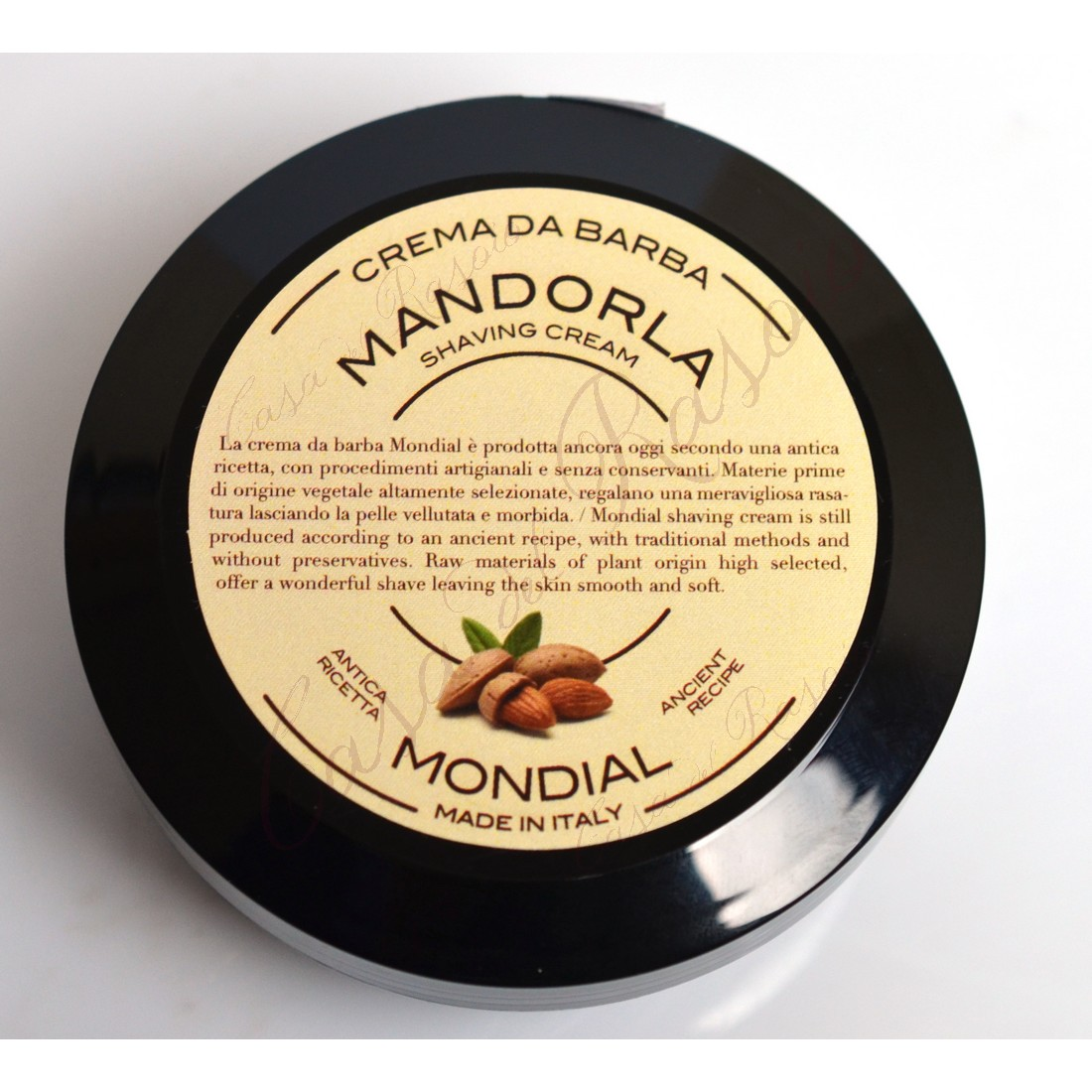Mondial: Shaving Soap Sandalo by Mondial